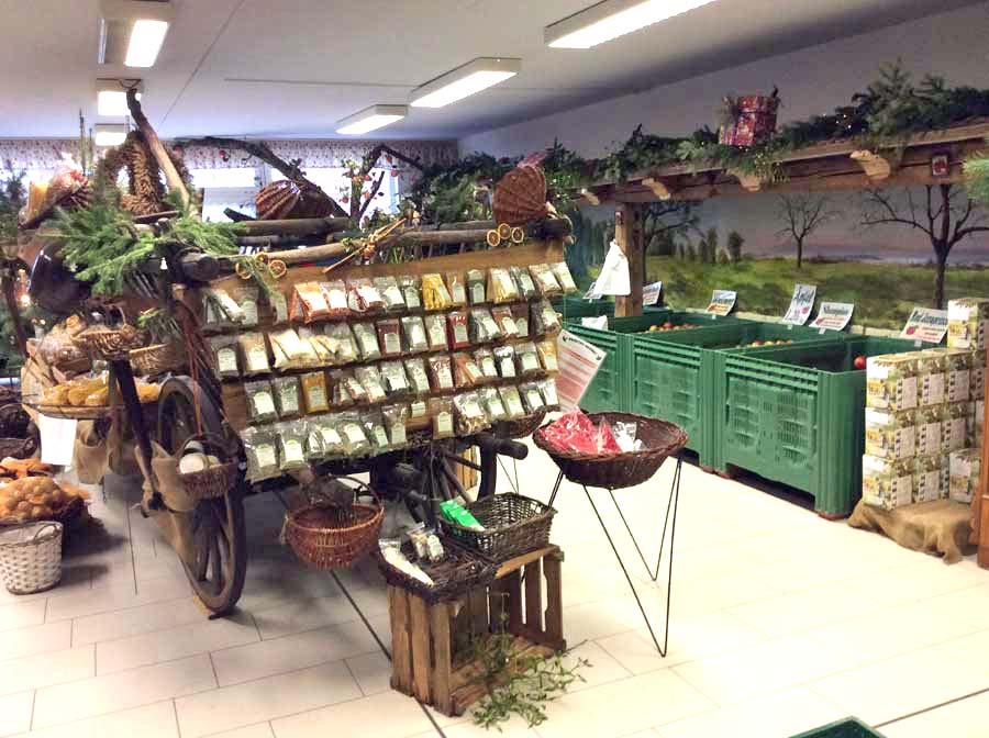 Hofladen in Dresden Weißig