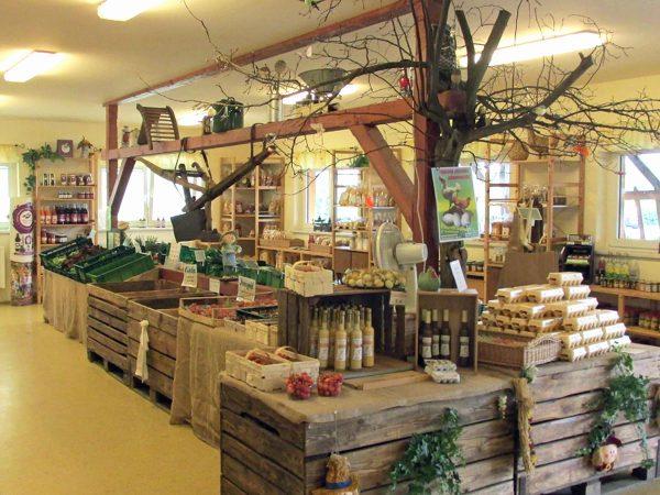 Unser Hofladen in Pillnitz