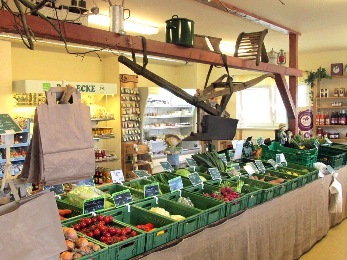 Gemüse vom Bauern - regional + saisonal